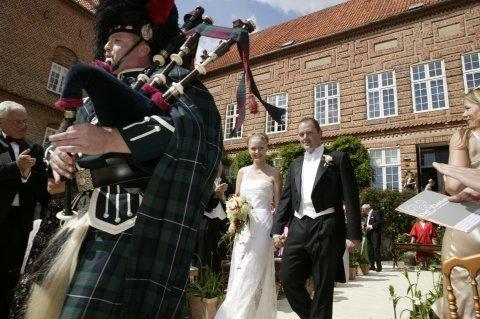 underholdning bryllup